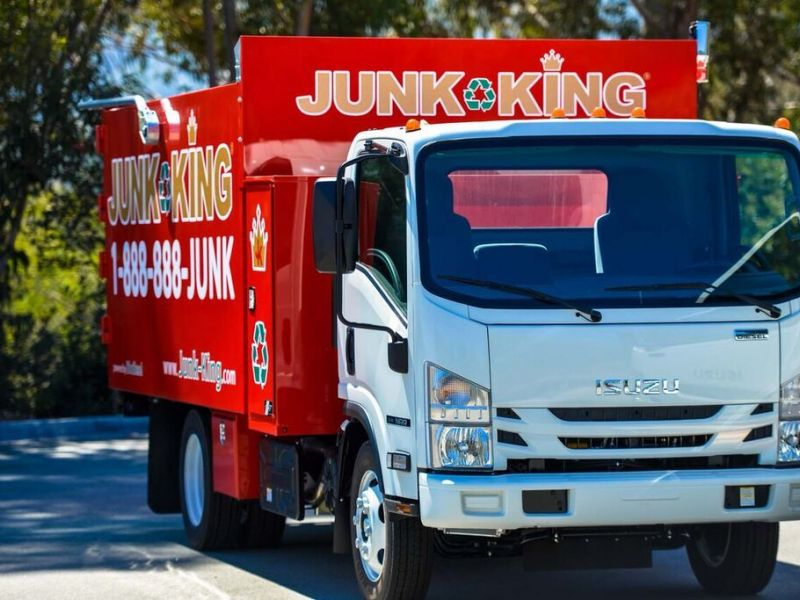 Junk King Expands Its Rule: Now Conquering Junk Removal throughout ...