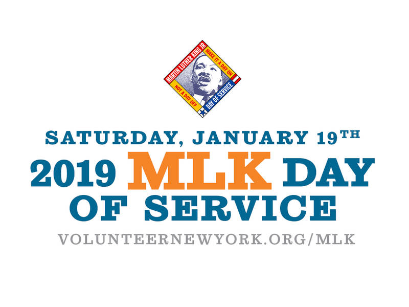 What Does It Take To Volunteer On Mlk Day Patch