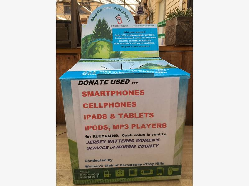 Recycle your Smart Devices to Raise Money for JBWS | Parsippany, NJ