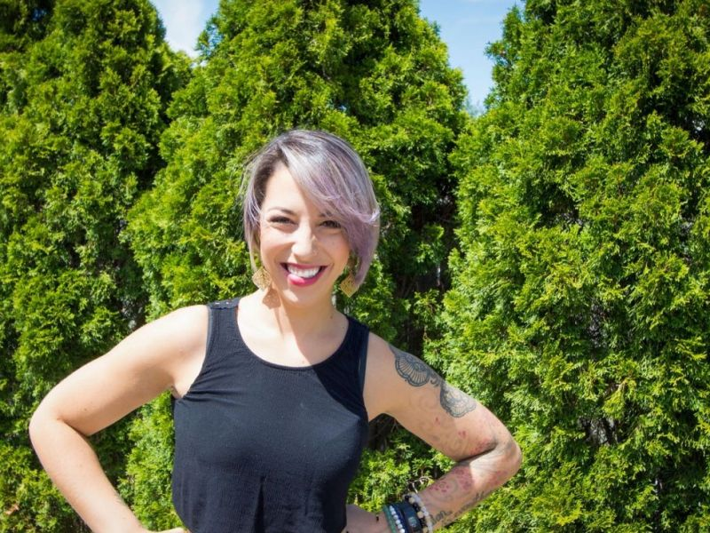 New beauty salon receives boost from fairfield grant for Adams salon fairfield ct