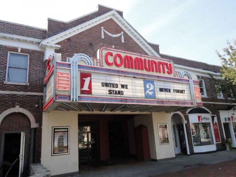 Petition Pushes For Sale Of Fairfield Community Theatre  Fairfield