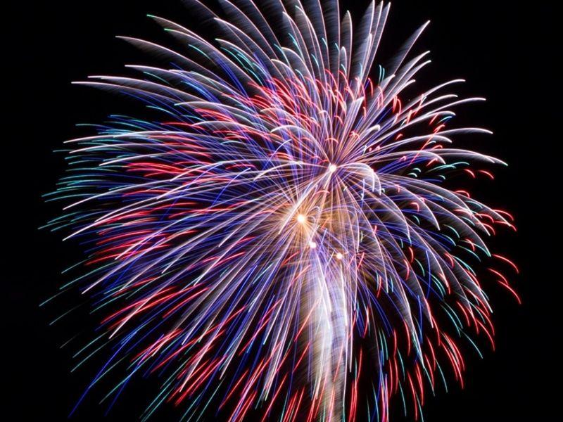 Fairfield U0026 39 S 2017 4th Of July Fireworks Schedule Details