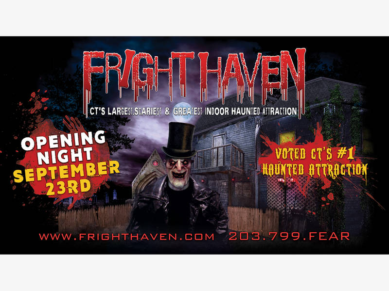 Stratford Halloween Haunted House Sets Grand-Opening Night ...