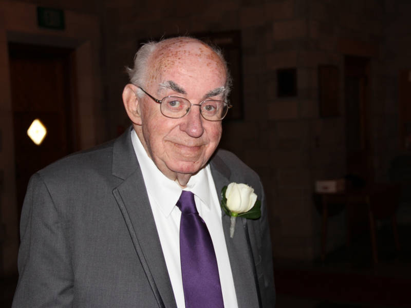 Community Post Walter Stratford S Best Moments In 10: Obituary: Thomas Walter McGillicuddy, 83