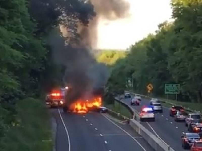 Top Five Car Crash In Milford Ct - Circus