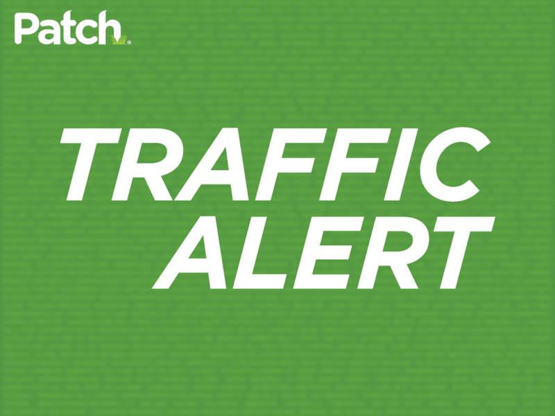 Crash Closes Lane On I-84 In West Hartford