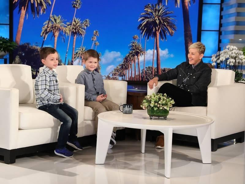 Stratford's Nate Seltzer Surprises Fellow Whiz Kid On 'Ellen'