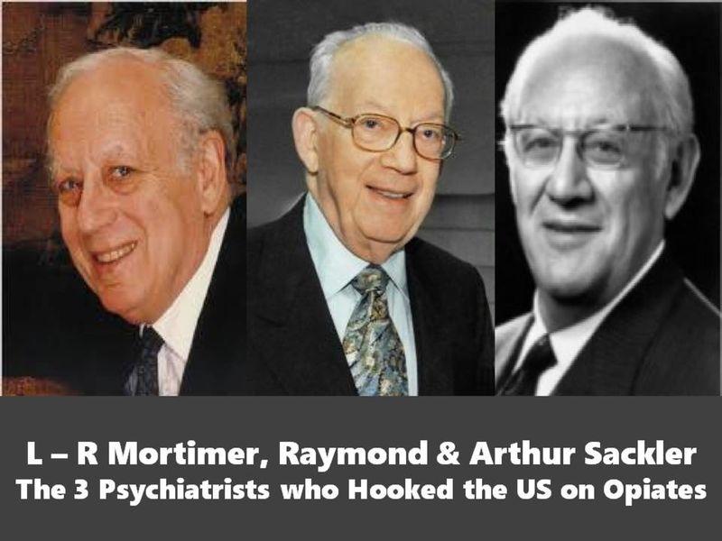 Who really makes the big bucks off of OxyContin?