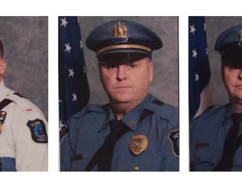 3 Howell Officers Promoted 5 Join Police Force Howell