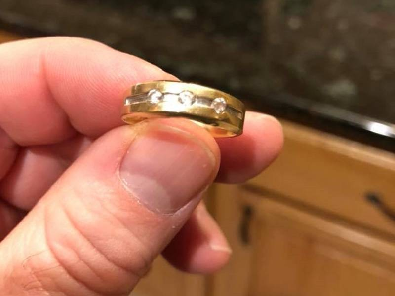 Wedding Rings Missing Owner Sought In Toms River Toms River NJ Patch