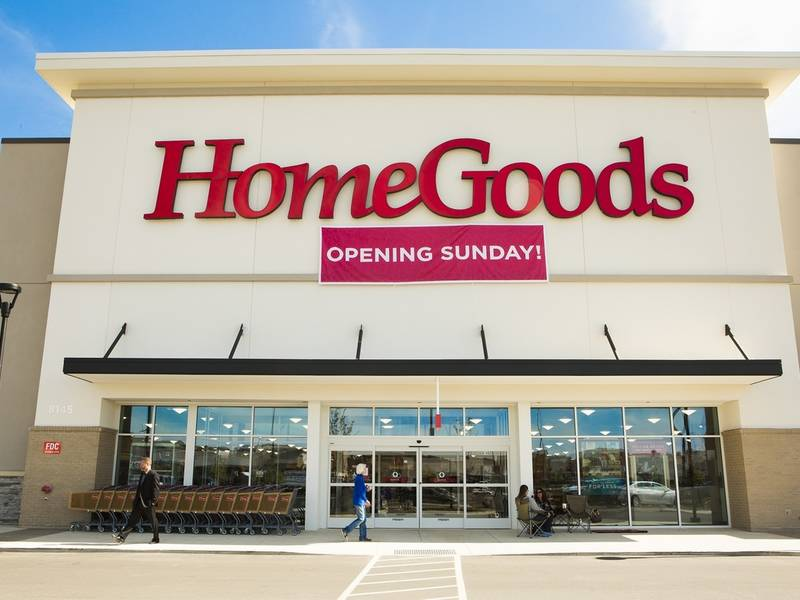 HomeGoods Set To Open In Brick Plaza In 2 Weeks