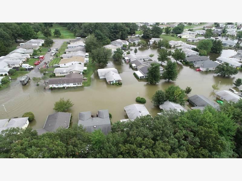 Legislators Call For DOT Study Of Parkway Exit 91 Work, Flooding ...