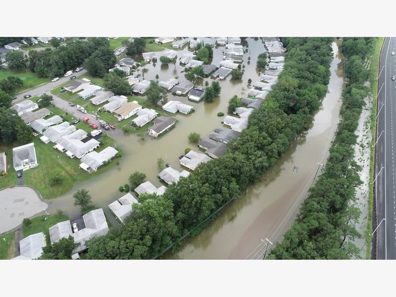 Brick Requesting Study Of Parkway Impact On Flooding   Brick, NJ Patch