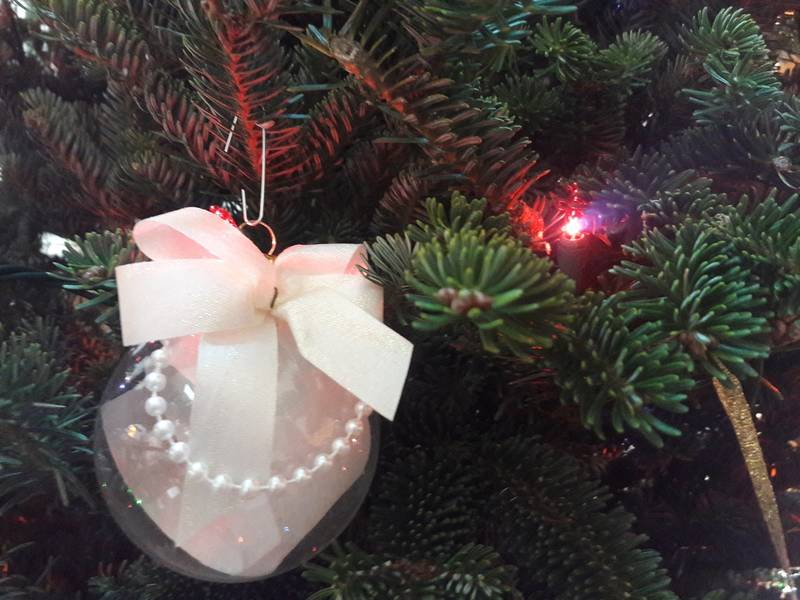 Christmas Tree In Brick Nj