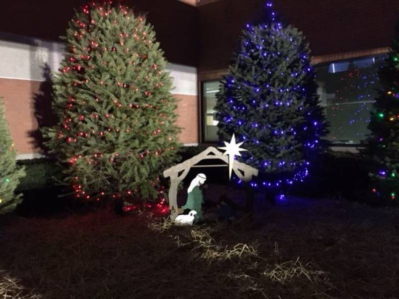 Howell Holding Christmas Tree, Menorah Celebration - Howell Holding Christmas Tree, Menorah Celebration Howell, NJ Patch