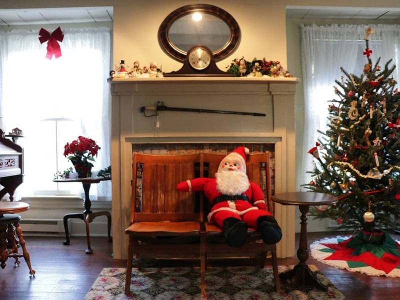 Brick's Historic Havens Homestead Hosts Christmas Celebration