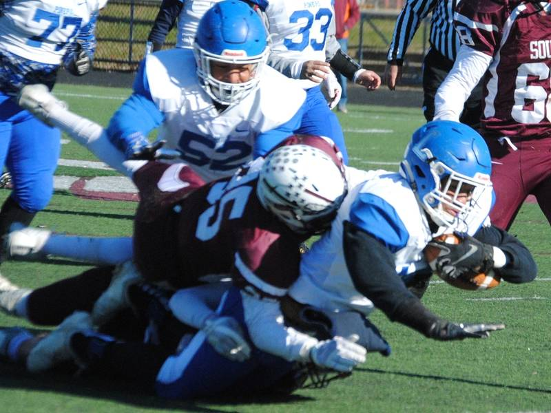 NJSIAA Football Rule Puts Historic Limit On Contact In Practice
