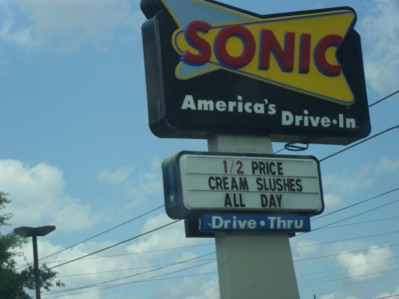 Sonic to Open First Nau County Location | Five Towns, NY Patch