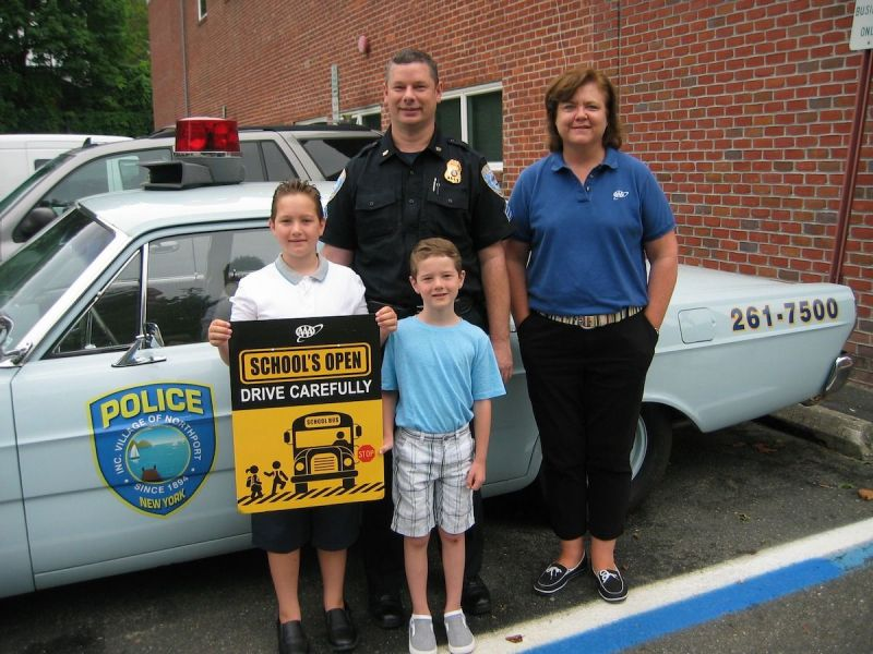 Northport Police Reminds Drivers to be Cautious During ...