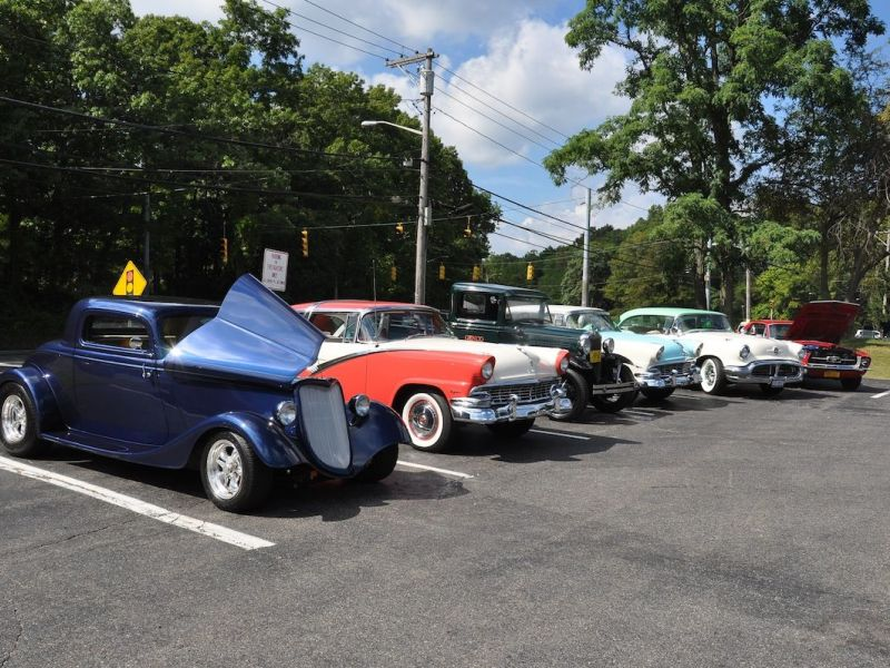 Dix Hills FD Car Show: Classic Cars, Muscle Cars, Roadsters | Half ...