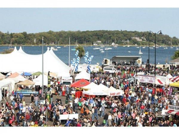 Oyster Bay Festival Long Island Ny
