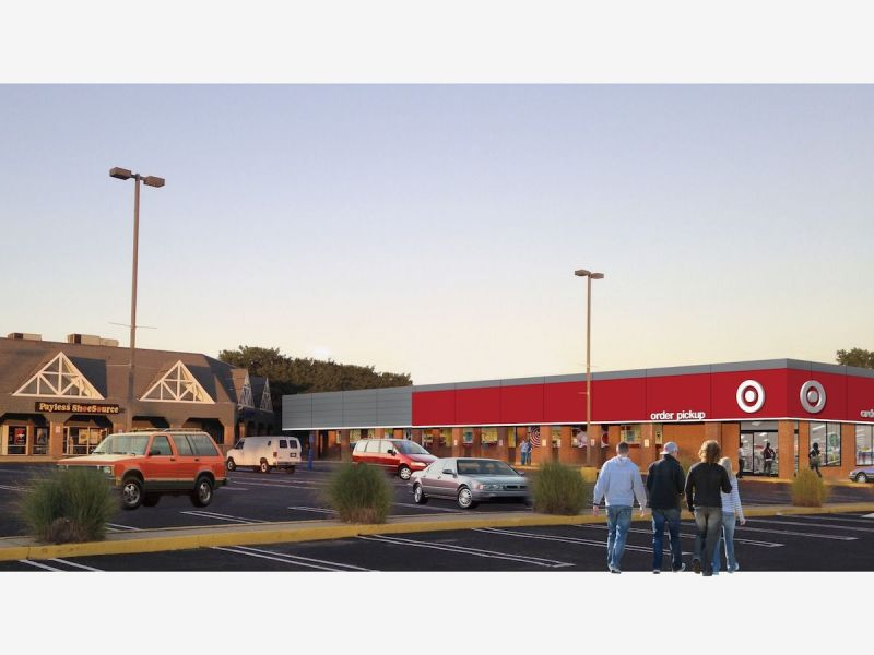 Flexible format target store coming to port washington for Port washington ny