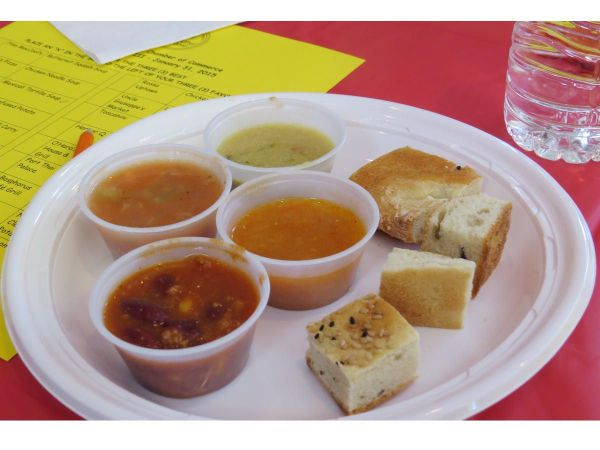 SOUPer Bowl X to Name Best Local Soups in Port Washington