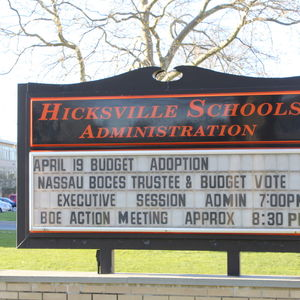 Voters Approve Hicksville School Budget, Board Members Elected