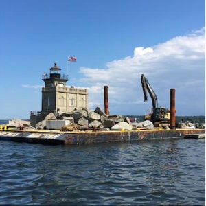 Huntington Lighthouse In Need Of $180K To Continue Construction