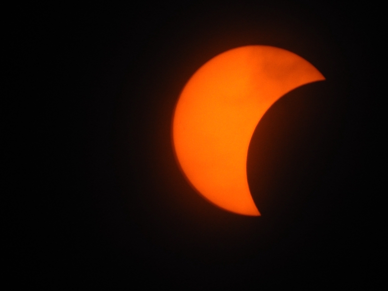 What Was The Eclipse Like On Long Island Ny