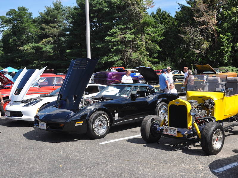 Dix Hills Fd Car Show Classic Cars Muscle Cars Roadsters Half
