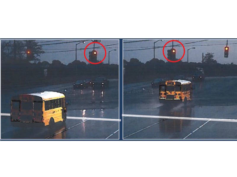 Suffolk School Bus Drivers Run Red Lights With No Consequences: AG