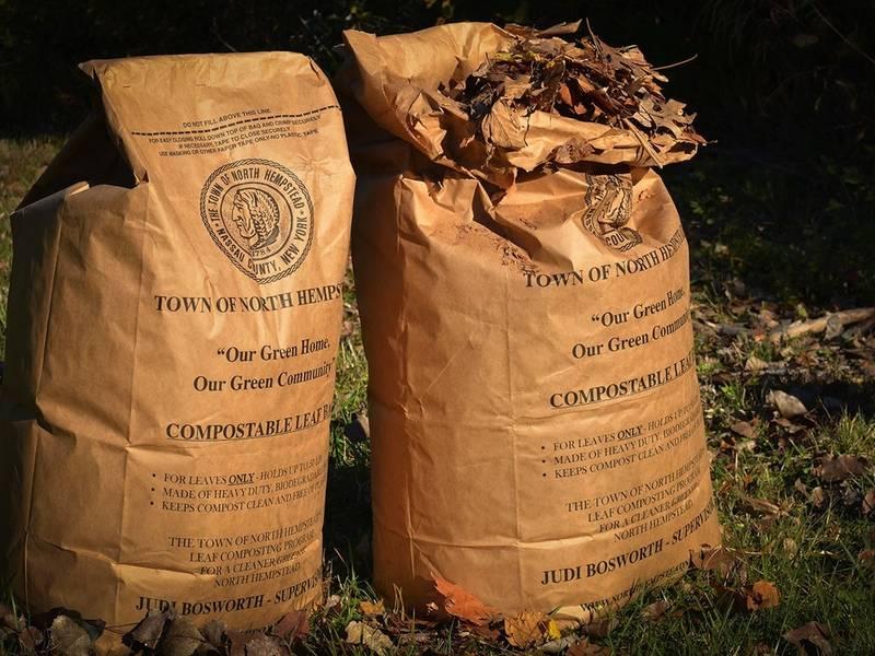 A Photo Of Yard Waste