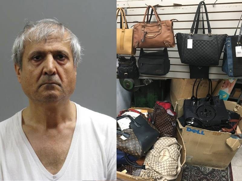 300k In Fake Designer Bags Seized From Long Island Pd