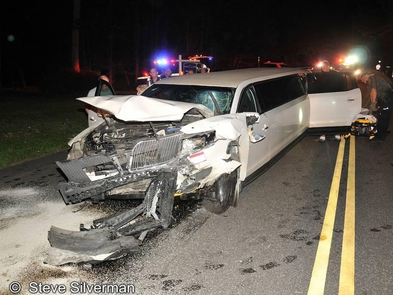 New Yrok Car Crashing