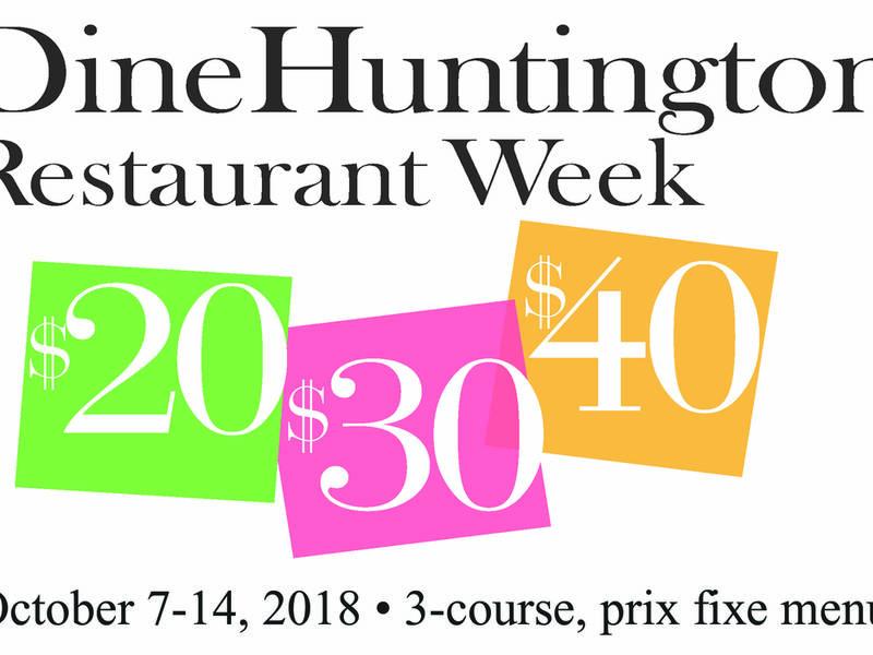 Huntington Village Restaurant Week