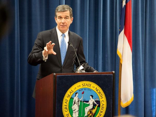 Governor makes another pitch to repeal HB2