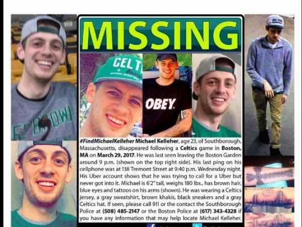 Man who vanished after Celtics game is found dead in river