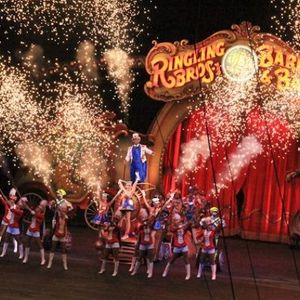Watch Replay: Ringling Bros. Circus Greatest Show On Earth Final Performance