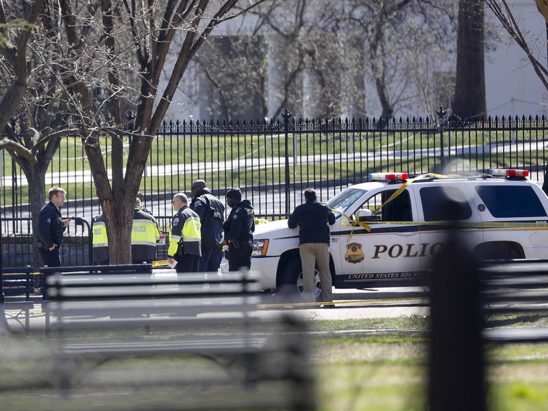 High Quality Man Dies After Shooting Himself Near White House: Police