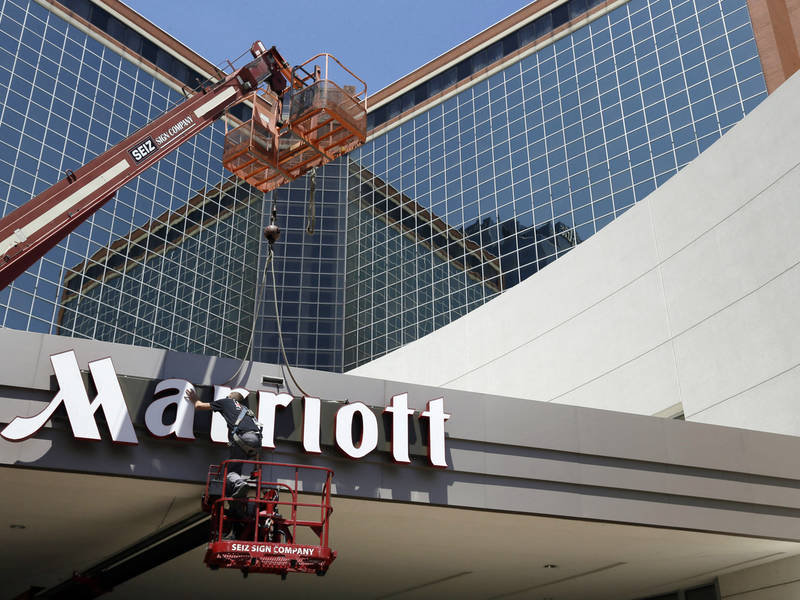 Marriott Breach Affects Up To 500 Million Starwood Guests