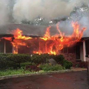 ICYMI: Three Hospitalized After Mothers Day House Fire
