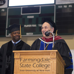 1,400 Students Graduate From Farmingdale State College