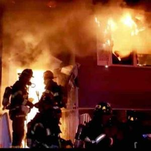 Local Man Starts Fundraiser For Firefighter Injured In House Fire