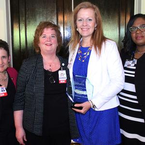 Smithtown Nurse Receives Nurse Of Excellence Award