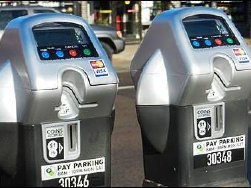 parking meter business plan pdf