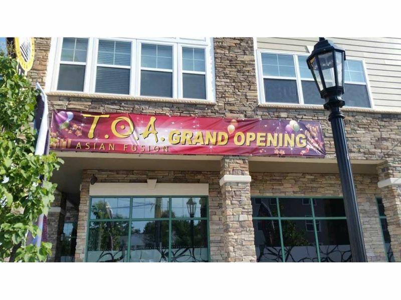 New asian fusion restaurant opens in farmingdale for Aura thai fusion cuisine new york ny