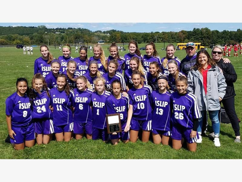 Islip Girls Soccer Wins State Hall Of Fame Tournament