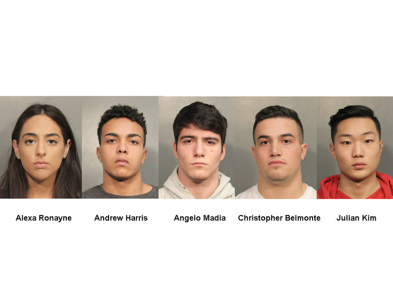 5 Teens Arrested In Syosset High School Graffiti Incident: Police | Syosset,  NY Patch