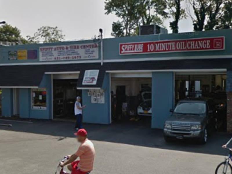 Car Crashes In Copiague Auto Shop Police Lindenhurst
